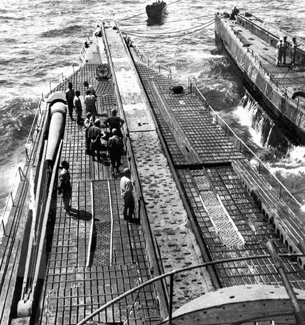 Подводный авианосец I-400: История японского супероружия Второй мировой войны