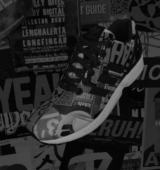 Как превратить фотографию со своего iPhone в кастомный кроссовок с помощью приложения Adidas