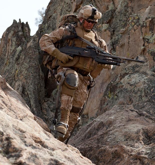 Снаряжение пехотинца будущего: Главные тренды военной промышленности