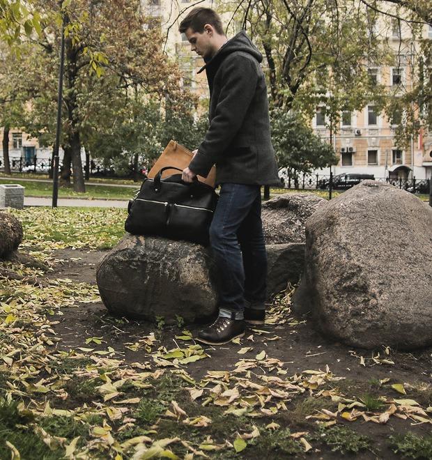 Новая марка: Кожаные сумки и аксессуары Ray Button