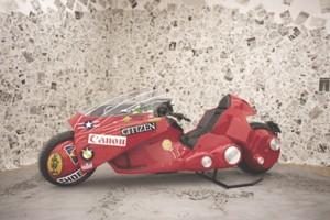 Японский инженер разработал точную копию мотоцикла из аниме «Акира» — Культура на FURFUR