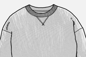 Внимание к деталям: Зачем нужен треугольник под воротником свитшота — Культура на FURFUR