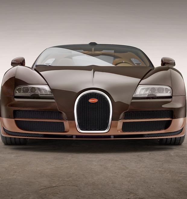 Бугатти показала новый Veyron Grand Sport Vitesse, посвященный брату основателя компании — Культура на FURFUR