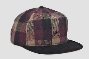 Новая коллекция кепок марки Huf — Культура на FURFUR
