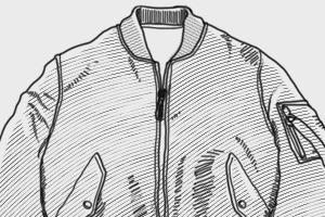 Внимание к деталям: Для чего подкладку пилотских курток красят в оранжевый цвет — Культура на FURFUR