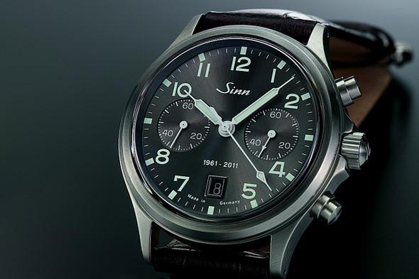 Часовая компания Sinn представила юбилейную модель — Культура на FURFUR