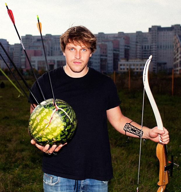 Контрольный выстрел: Как я стрелял в центре Москвы