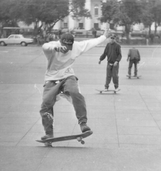 Скейтбординг после перестройки: Интервью с Денисом Мархасиным