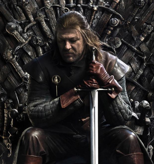 Как выглядели бы логотипы брендов в мире «Игры престолов»