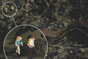 Маленькая страна: Миниатюрные модели в съемке интернет-магазина Mywardrobe — Культура на FURFUR