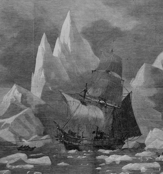 Почему потерянная экспедиция Франклина так важна для научного мира  — Культура на FURFUR