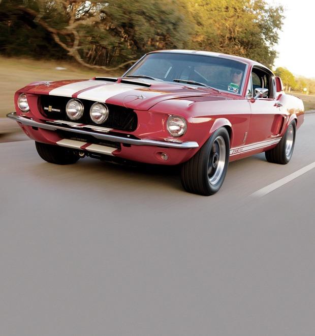 Ford Mustang: как бюджетный маслкар стал символом американского автопрома