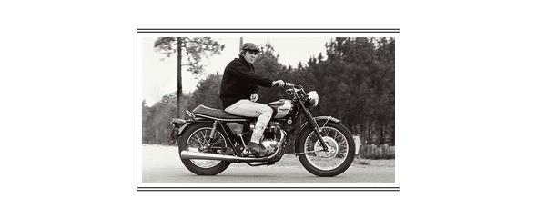 Motorcycle Club: современная мода на ретро-байки — Культура на FURFUR
