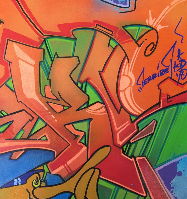 10 книг об уличном искусстве: Выбирает граффити-художник Костя Zmogk — Культура на FURFUR
