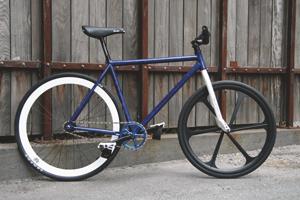 Новое направление в уличном велоспорте: CMX — гибрид Fixed Gear и BMX