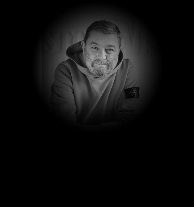 Интервью с креативным директором Stone Island Карло Риветти