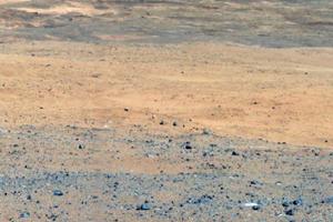 10 фотографий с марсохода Curiosity и поверхности Красной планеты
