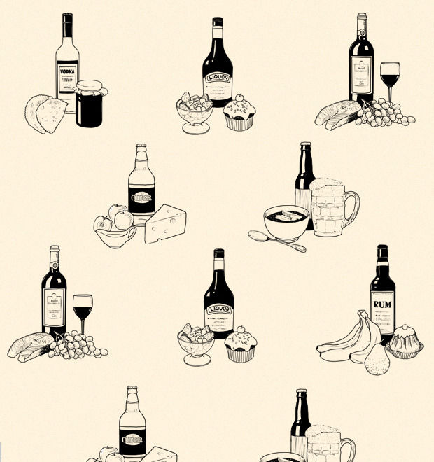 В этом что-то есть: Алкоголь как обязательный элемент сытных блюд — Культура на FURFUR