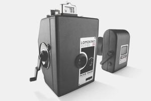 Сообщество Lomography выпустило видеокамеру Lomokino — Культура на FURFUR