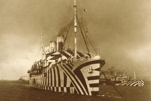 История камуфляжа Dazzle —от картин кубистов до военных крейсеров и принтов на одежде