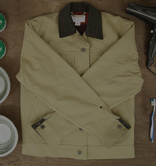 Совет: Как навощить куртку — Культура на FURFUR