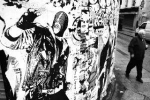 Новая работа уличного художника WK Interact — Культура на FURFUR
