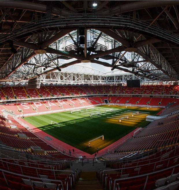 Открытие «Открытия»: Как устроен новый стадион «Спартака» — Культура на FURFUR
