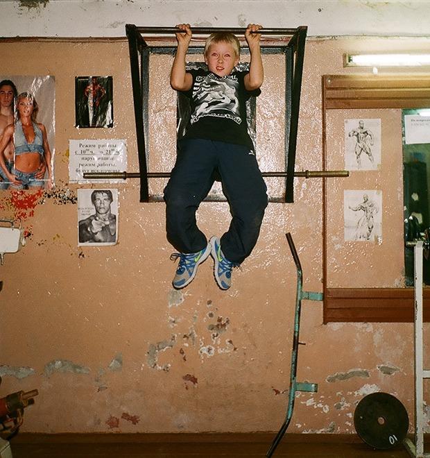 В поисках утраченного времени: Подвальные качалки Москвы и Люберец — Культура на FURFUR