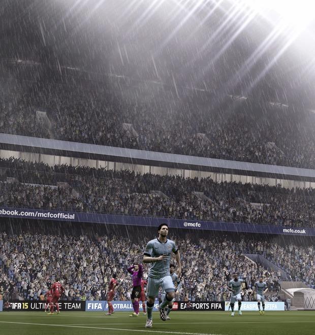 Прямая трансляция: Выходим в первый дивизион в новой FIFA 15 за один присест