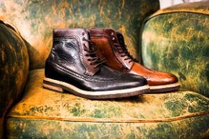 Новая коллекция обуви марки Hudson — Культура на FURFUR
