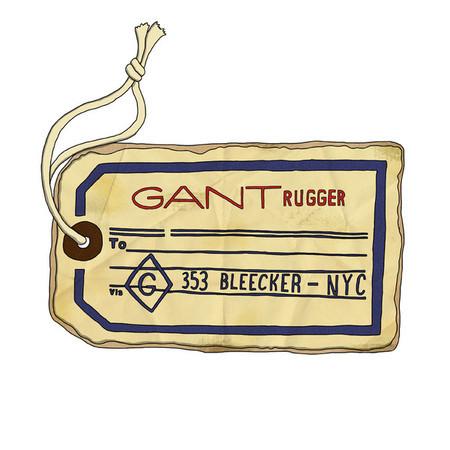 Альтернативный лукбук осенне-зимней коллекции Gant Rugger