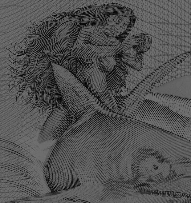 Без купюр: Непристойные изображения на банкнотах разных стран — Культура на FURFUR