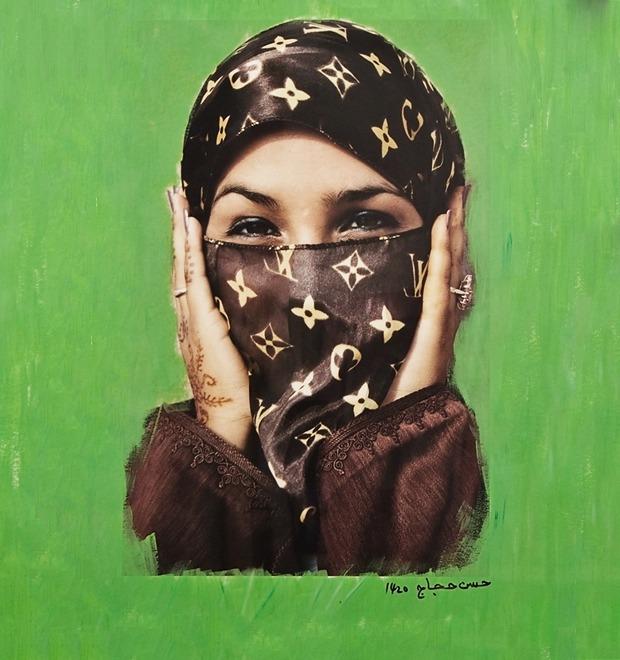 5 исламских уличных художников, выступающих за права женщин