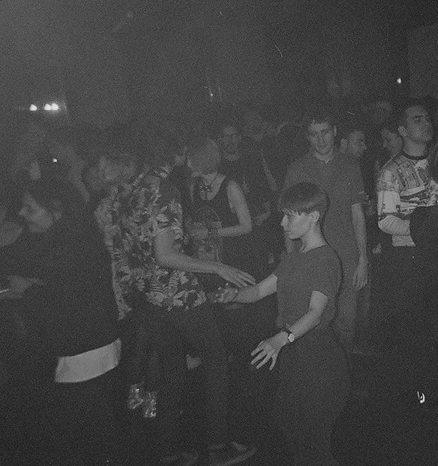 Фоторепортаж: Открытие клуба «НИИ» и шоукейс лейбла «ГОСТ Звук»