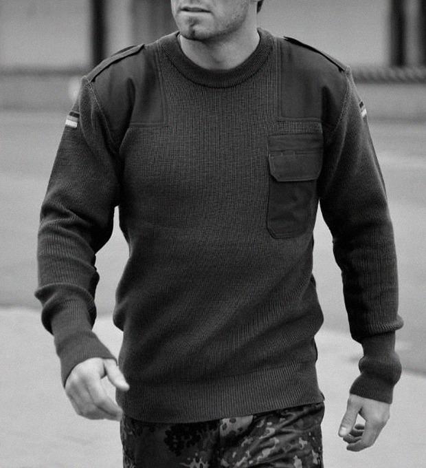 Коммандо: История и отличительные черты свитеров британского десанта