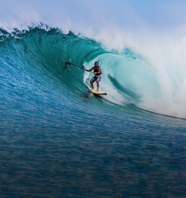 Подробный гид по сапбордингу: Как кататься на сёрфе в любом ближайшем водоеме