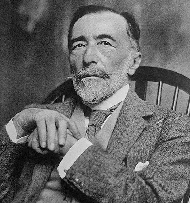 Портрет: Джозеф Конрад — польский моряк и великий английский писатель — Герои на FURFUR