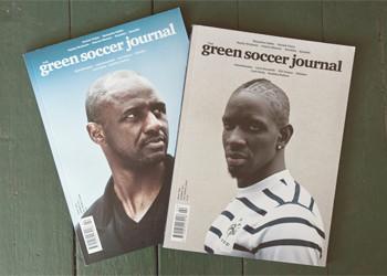 Special Issue: Футбольный журнал The Green Soccer Journal — Культура на FURFUR