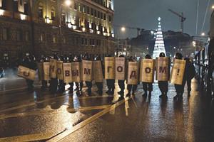 Реакция героев журнала FURFUR на события в Москве пятого декабря — Герои на FURFUR