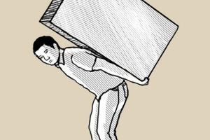 Совет: Как затащить постель