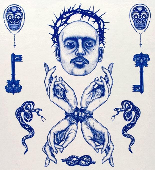 Черным по белому: 10 книг о татуировках