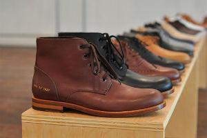 Превью новой коллекции обуви марки Common Projects