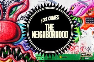 Новый эпизод фильма об уличном искусстве — Here Comes The Neighborhood — Культура на FURFUR