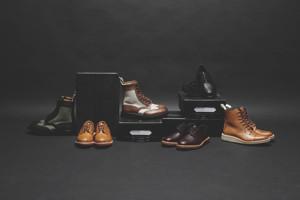 Новая коллекция ботинок марки Tricker's