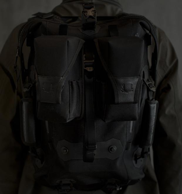 Инвентарь: Модульный рюкзак фирмы Ember — Культура на FURFUR