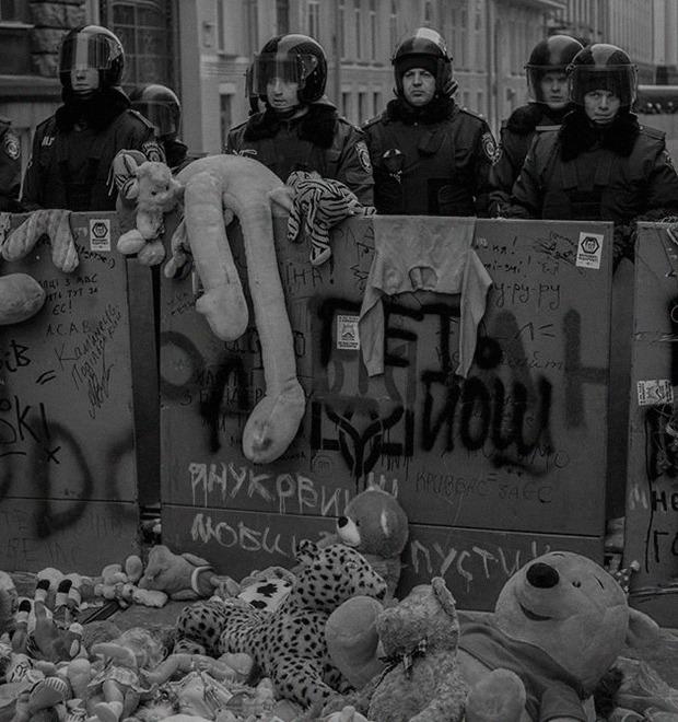 Протестное искусство на Майдане: Плакаты, перформансы, стрит-арт — Культура на FURFUR