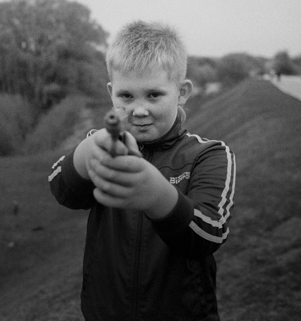 Лишние люди и сакральная Русь в фотографиях Барабаки