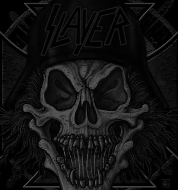 Плейлист, посвящённый международному дню группы Slayer — Культура на FURFUR