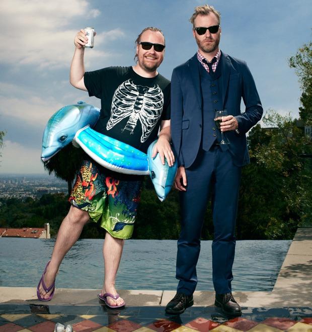 «Мой старший брат — рок-звезда, а я смешной толстый парень»: Интервью с режиссером Томом Бернингером — Герои на FURFUR
