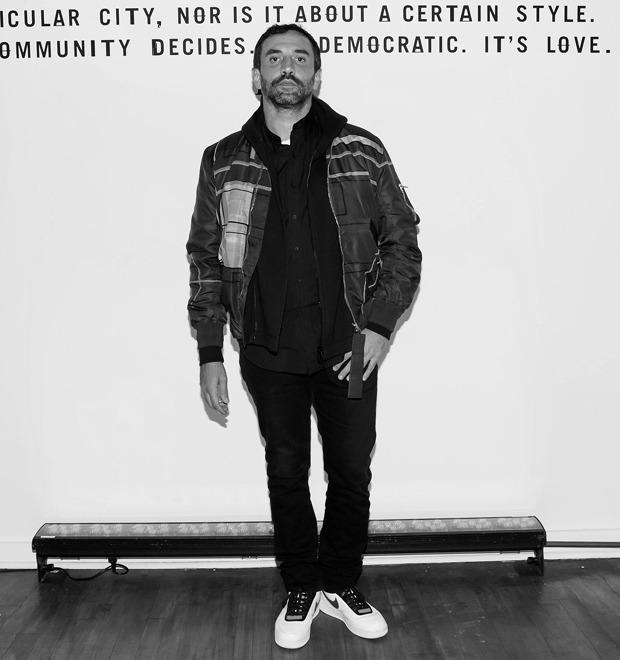 13 треков, вдохновляющих дизайнера Рикардо Тиши